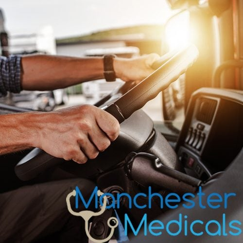 Manchester Medicals Driver Medicals