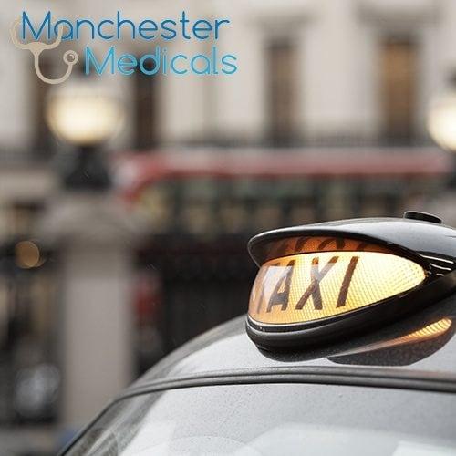 Manchester medicals taxi