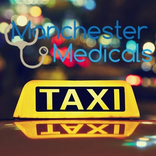 Why you need a medical before driving a taxi